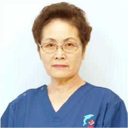 総看護師長:藤田 啓子