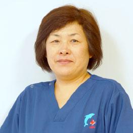 看護師長:高橋 美惠子